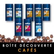 Boîte découverte cafés POINT