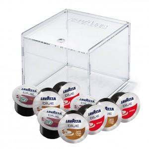 Cube Range-capsules