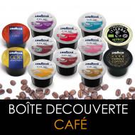 Boite DÉCOUVERTE Cafés Blue