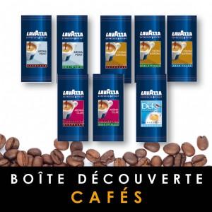 Boite Découverte cafés POINT